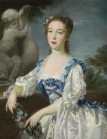 Bartholomew Dandridge 1691-1755