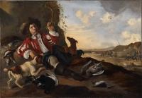 Dirk Stoop circa 1618-1686