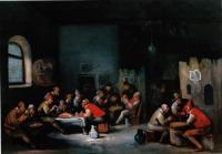 Egbert van Heemskerk 1634/5-1704