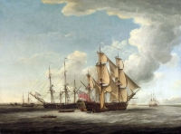 John Cleveley, Senior c.1712-1777