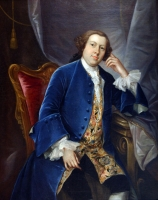 Stephen Slaughter 1697-1765