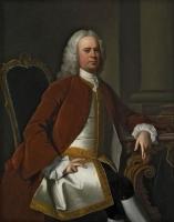 Thomas Hudson 1701-1779