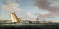 Thomas Whitcombe 1753 – c.1824